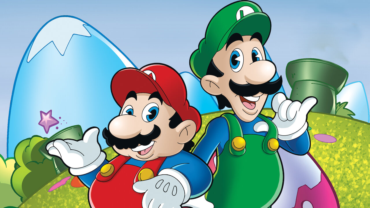 The Super Mario Bros Super Show Netflix