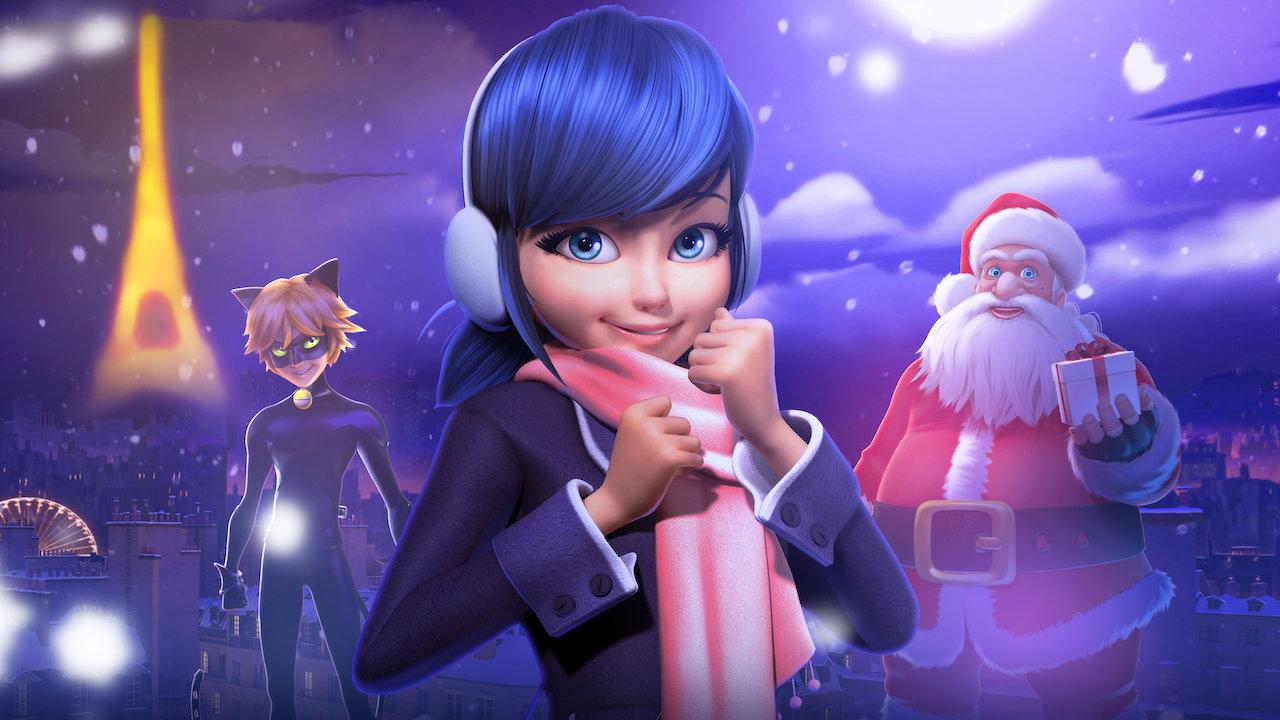 A Christmas Special Miraculous Tales Of Ladybug Cat Noir Netflix